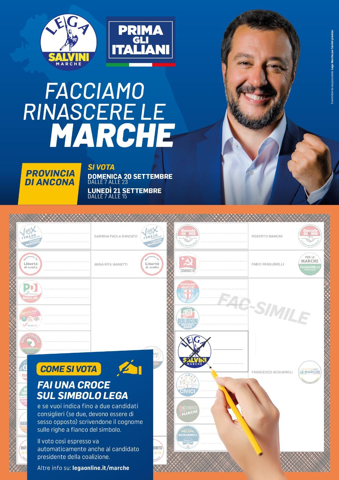 Come si vota: Ancona