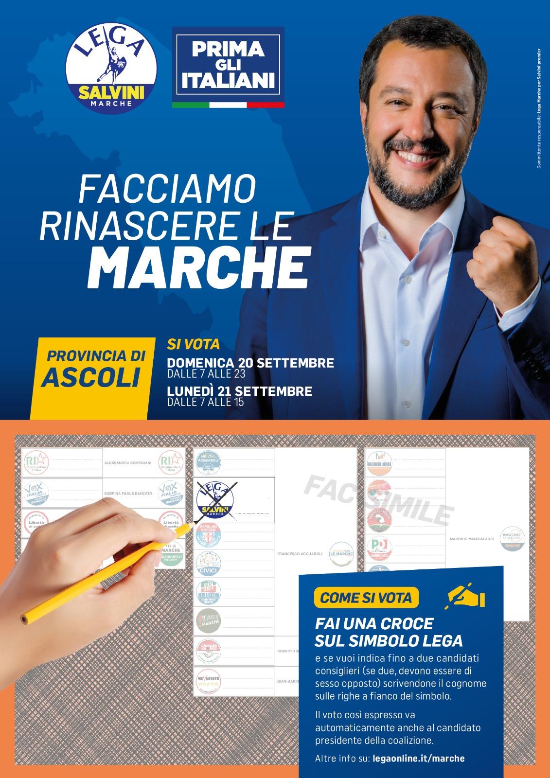 Come si vota: Ascoli