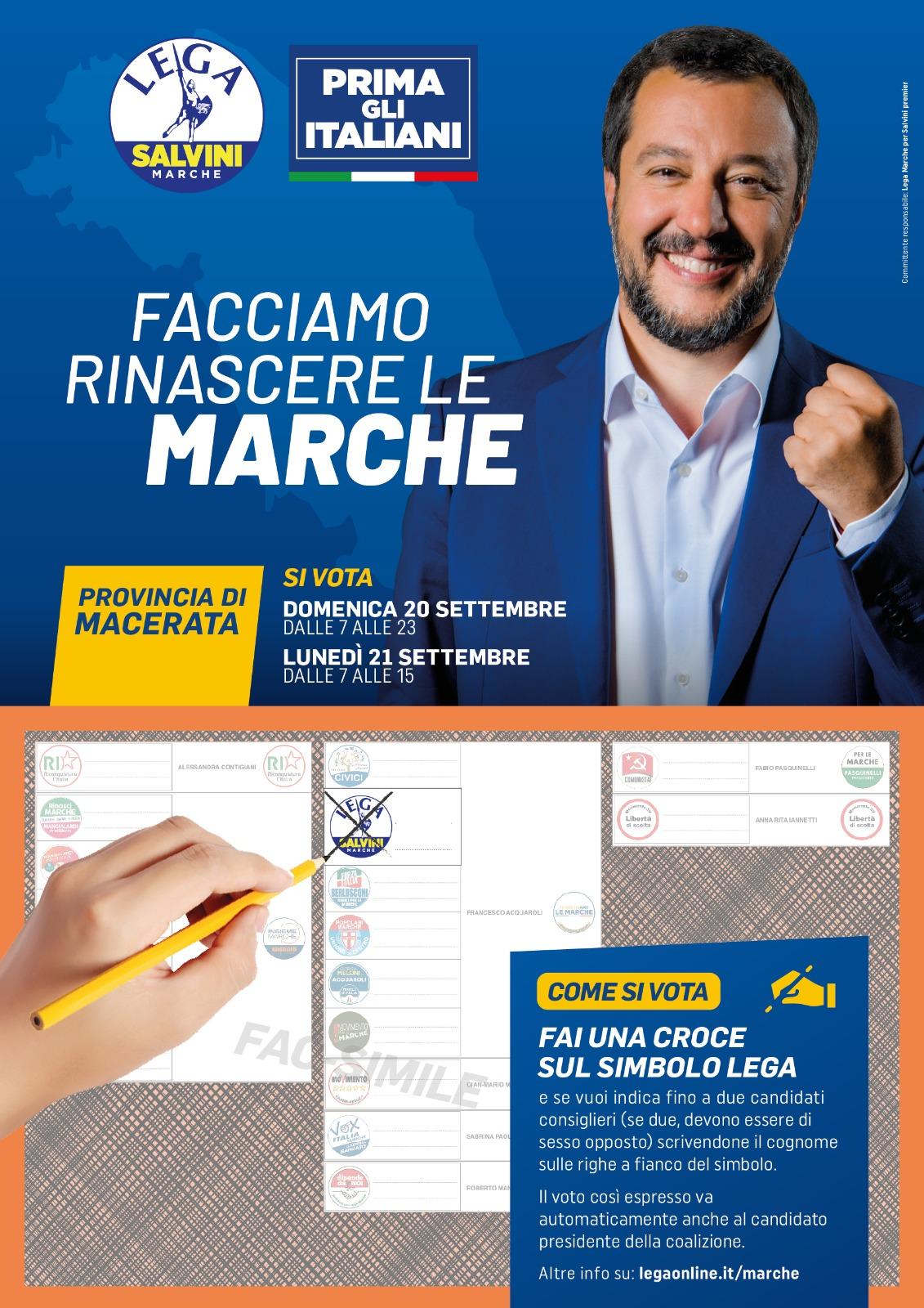 Come si vota: Macerata