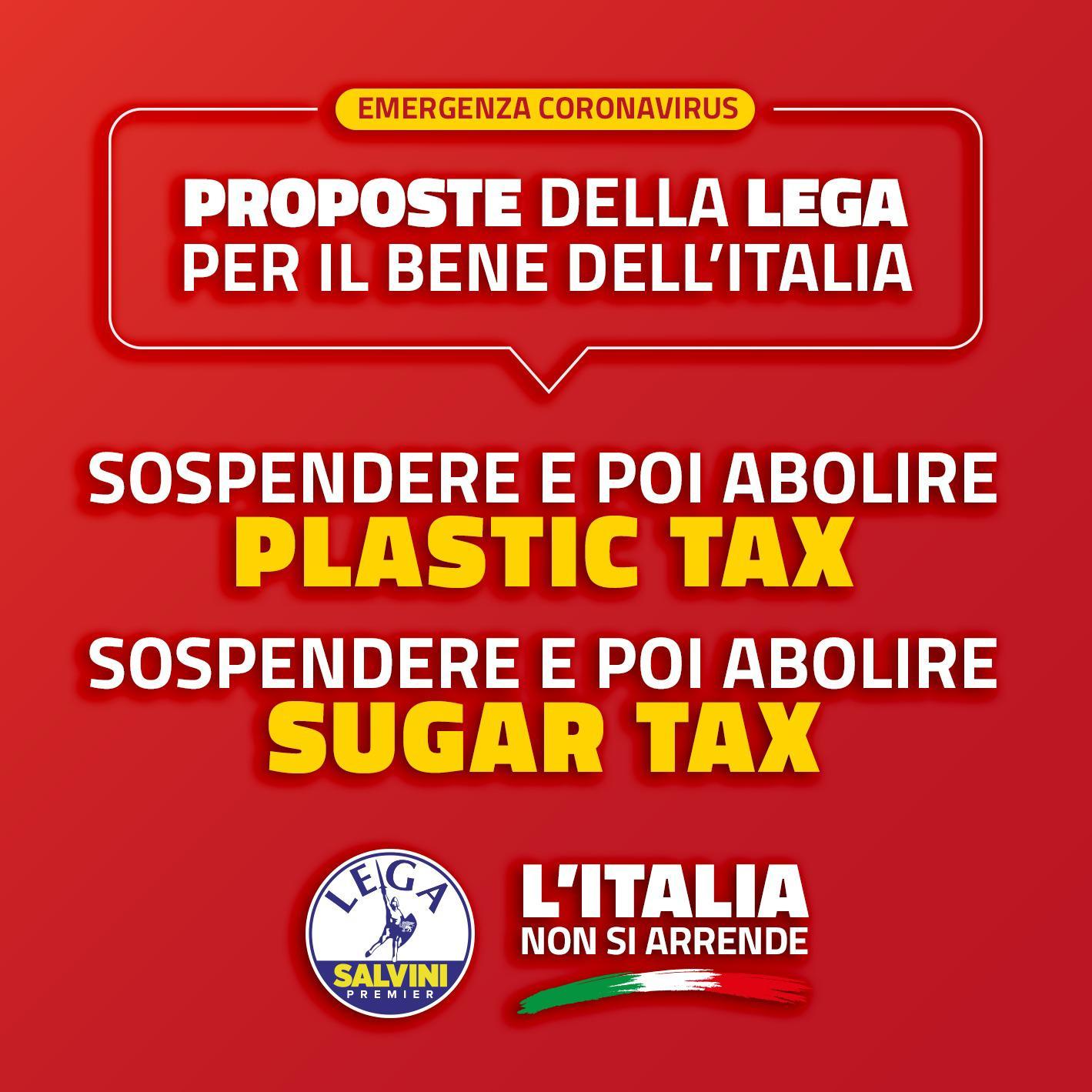 Proposte della Lega per il bene dell'Italia